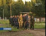 Военно-патриотический лагерь
