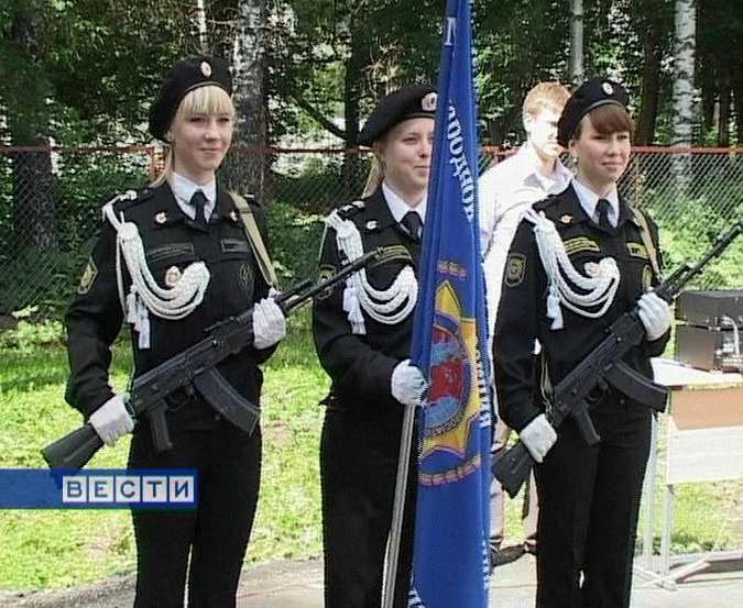 Юные стражи порядка
