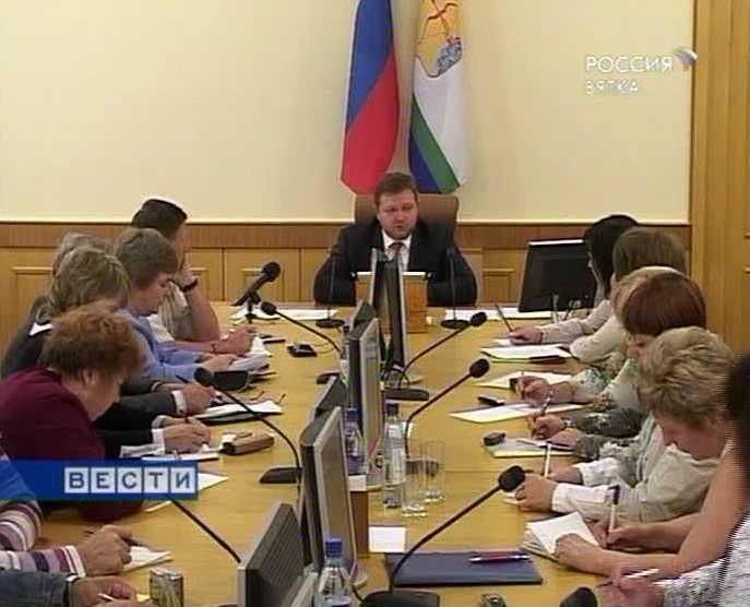Встреча губернатора с редакторами районных газет