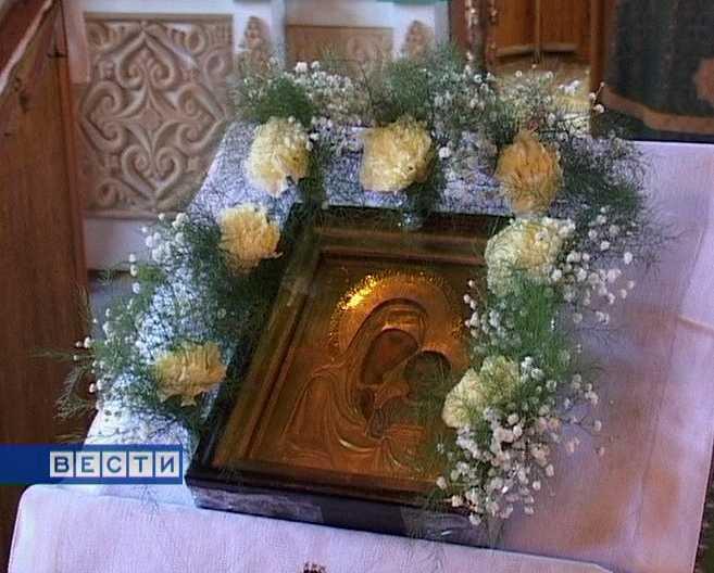 Праздник Казанской иконы Пресвятой Богородицы