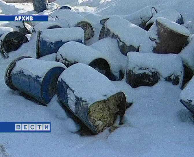 Экспертиза отходов Нагорского полигона
