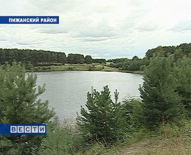 Секреты карстового озера