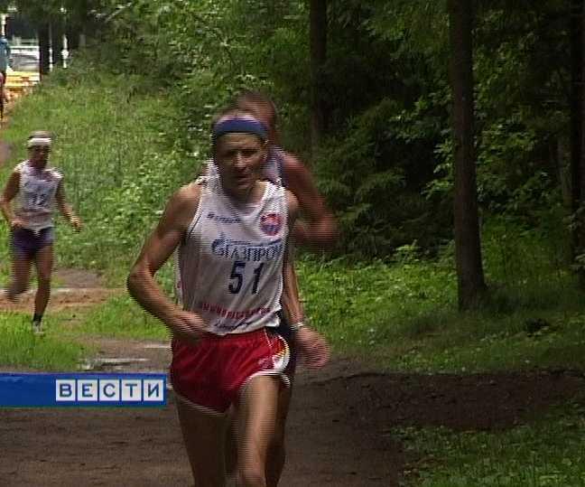 5-й этап Кубка города по бегу
