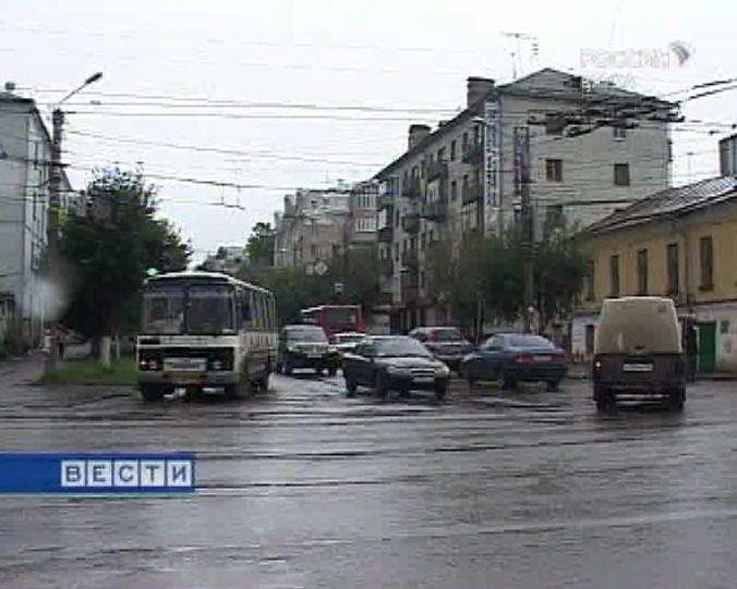 Засуха в центре города