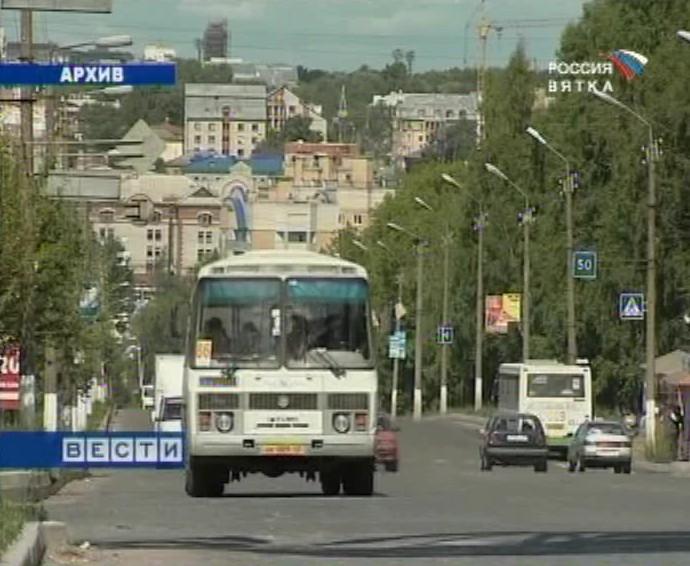 Автобусы попали под сокращение