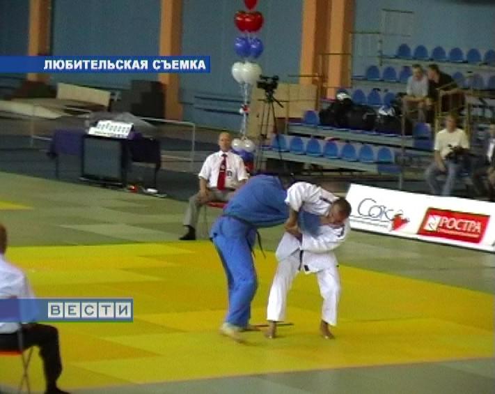 Кировские ветераны дзюдо вошли в сборную России