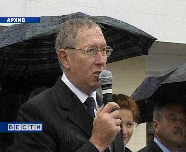 Евгений Пименов освобожден от занимаемой должности
