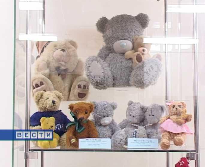 Такие разные медведи