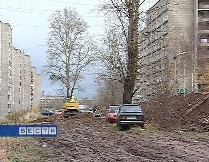 Рейд по строительным площадкам