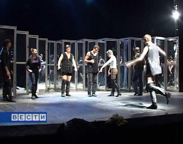 Гастроли нижегородского театра