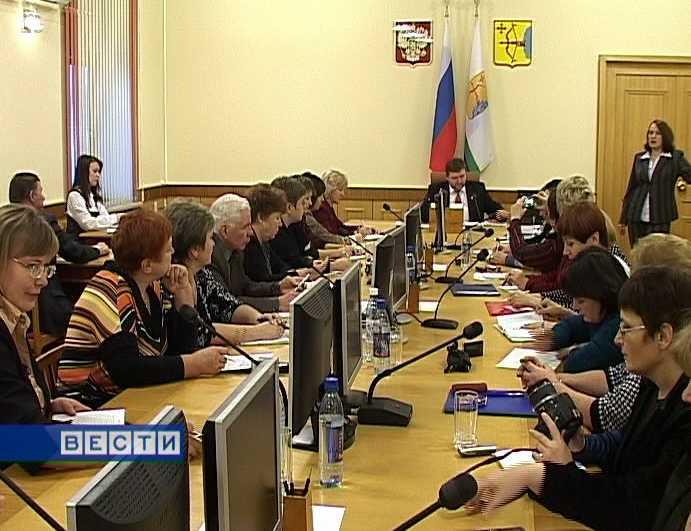 Встреча с редакторами районных газет