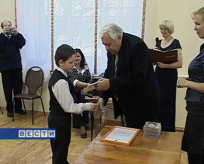 Конкурс юных композиторов