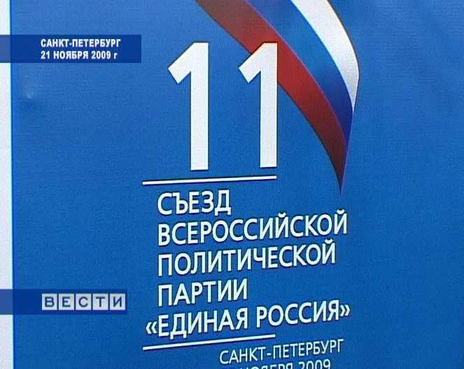 Съезд партии