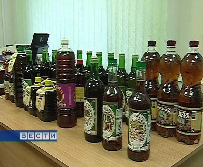 Алкогольные суррогаты