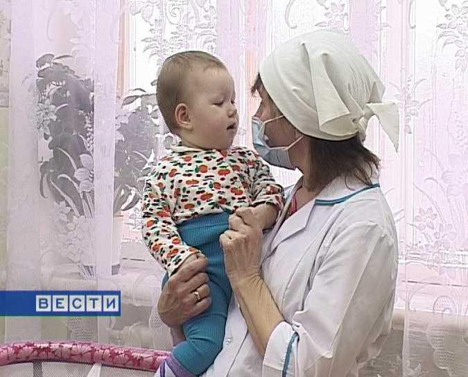 Дом ребёнка в Котельниче
