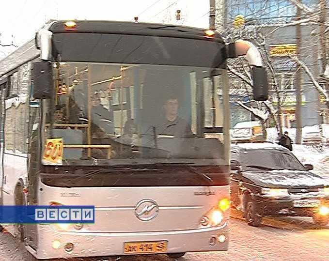 Автобусы - двойники
