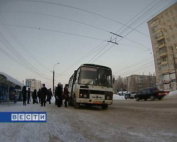 Контроль за общественным транспортом