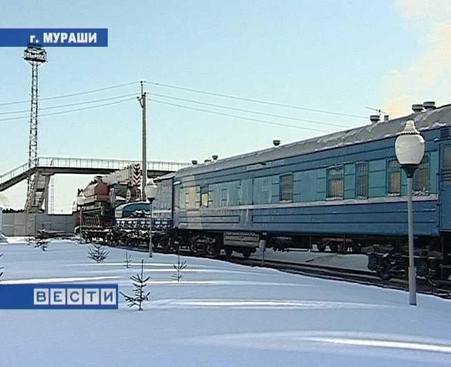 Восстановительный поезд