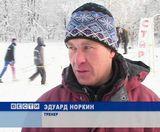 Первенство области по лыжам