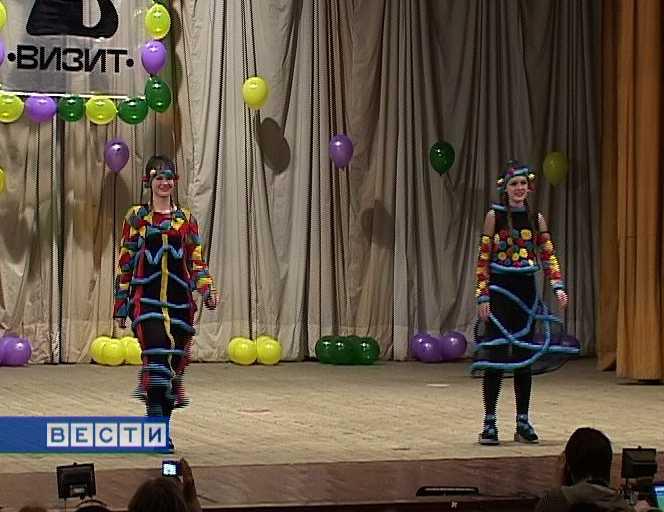 Детский театр моды