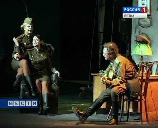 Премьера спектакля «Соловьиная ночь»