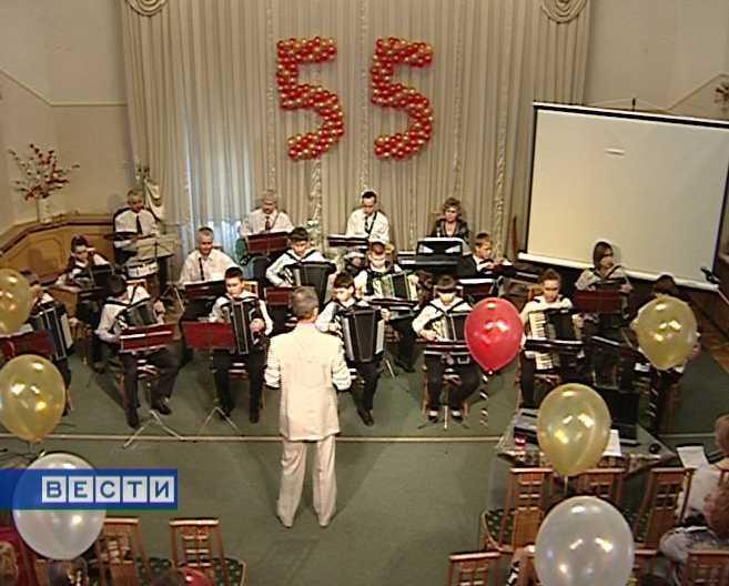 Юбилей Николая Заколюкина