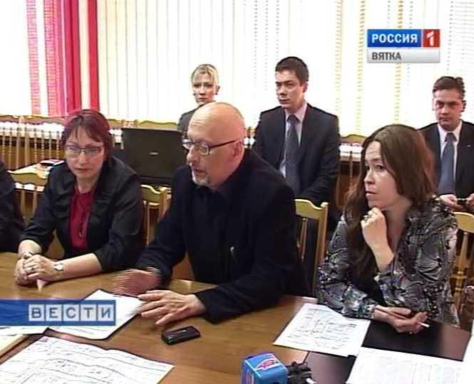 Заседание градостроительного совета