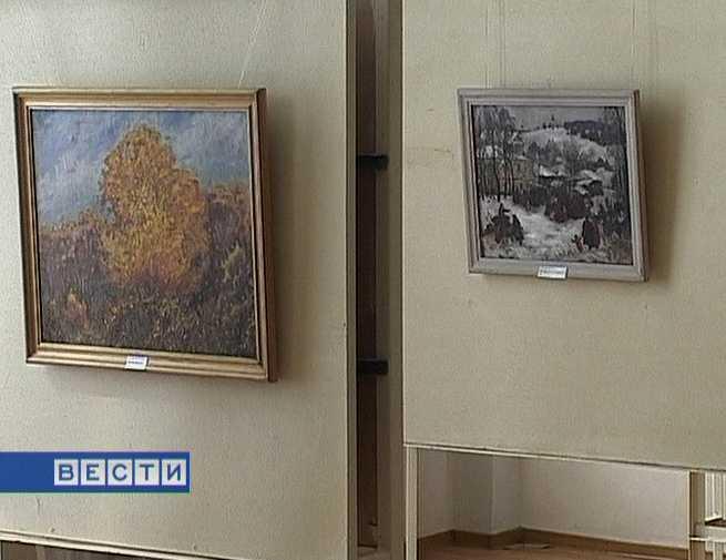 Выставка Алексея Лихачёва