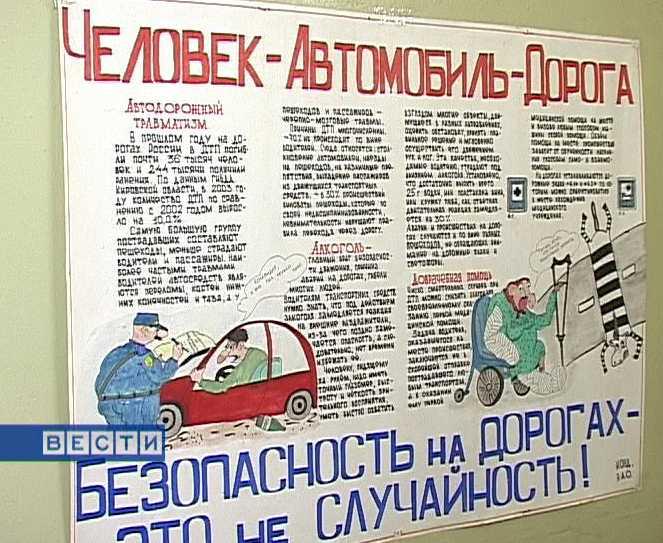 «Сухой закон» для водителей