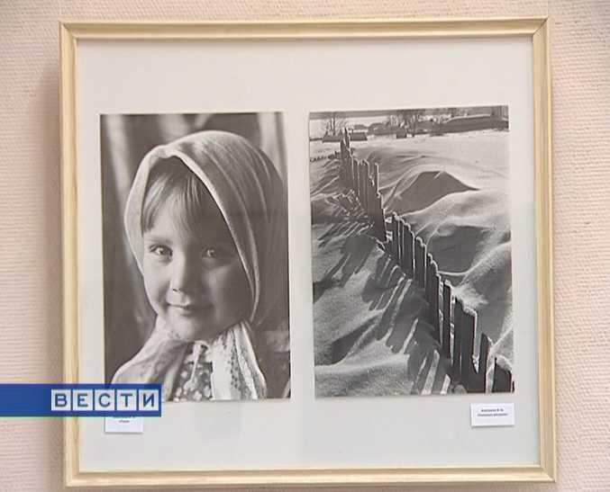 Выставка работ фотоклуба