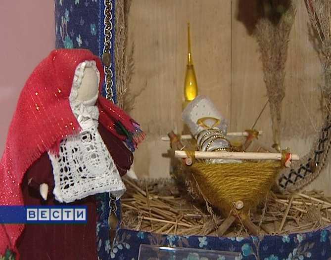 Выставка мастерицы рукотворной игрушки