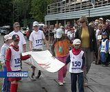 """Фестиваль для детей-инвалидов """"Улыбка-2010"""""""