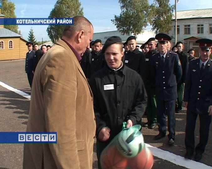Визит Алексея Розувана в Котельнич