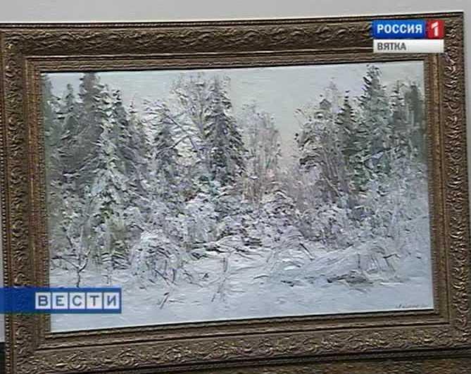 Юбилейная выставка Андрея Широкова