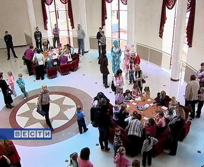 Театру кукол- 75 лет