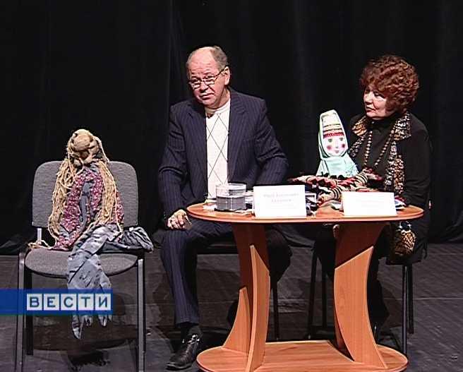 Театр кукол вернулся из Костромы