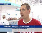 Соревнования по плаванию среди ветеранов