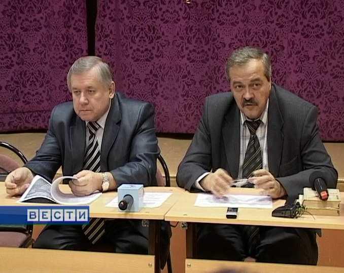 Заседания областного совета по реализации нацпроекта