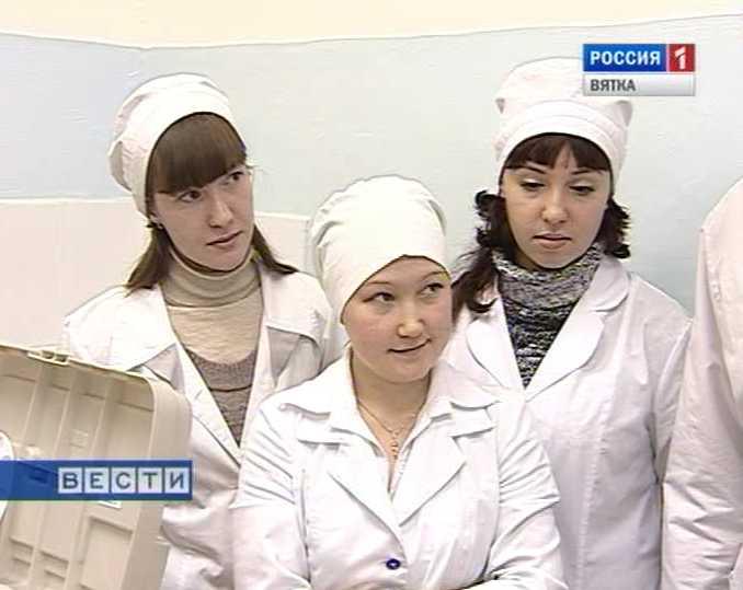 Подготовка студентов медицинских вузов