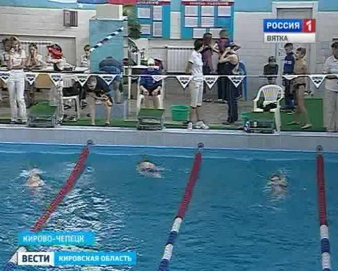 Турнир  по плаванию памяти Яны Шамаровой