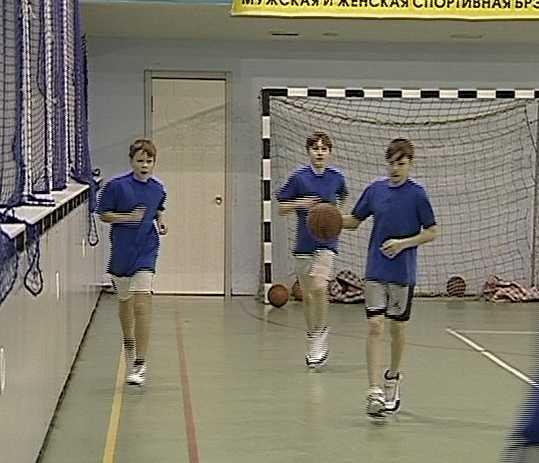Звездочки баскетбола