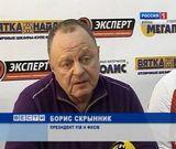 Большой хоккей в Кирове