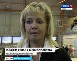 Чемпионат города по спортивной акробатике