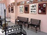 Открытие краеведческого музея в Белой Холунице