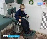 Новогодние праздники в Талицком детском туберкулезном санатории
