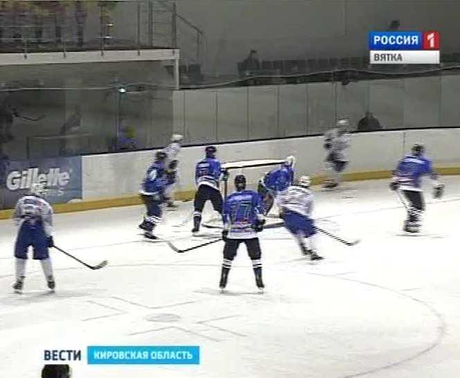 Хоккеисты «Олимпии»