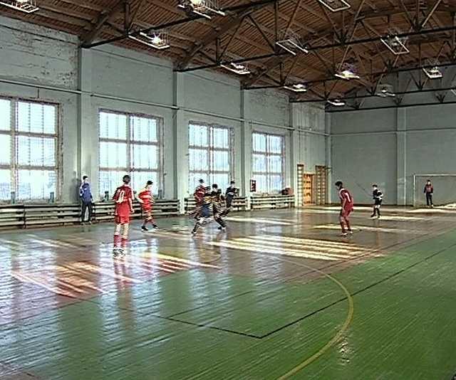 Мини-футбол в школы