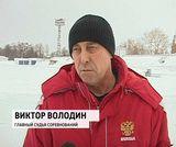 Первенство России по конькобежному спорту