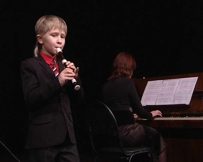 Конкурс флейтистов