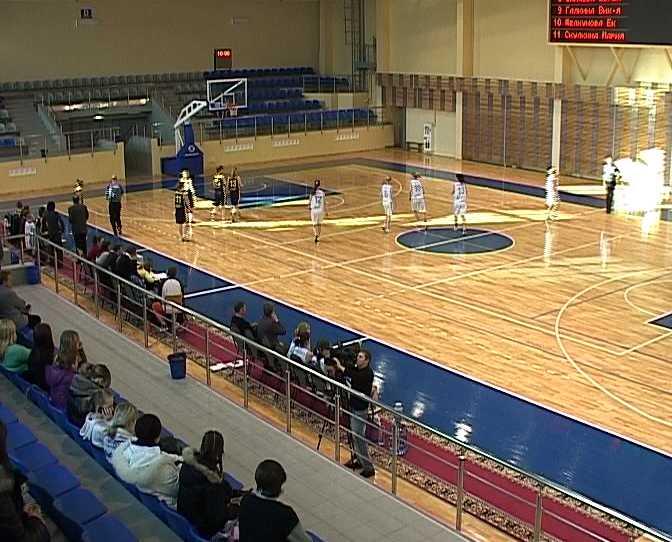Школьный баскетбол